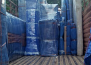 How packers and movers move household items