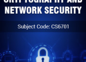 Ulektz books cryptography and network security