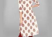Buy casual kurti for women at parchhai