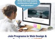 Study web design and development at admec multimed