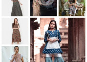 Buy trendy clothes from  women's clothing store