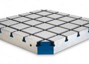 Cast iron pallet sub table - jash metrology