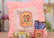 Send rakhi gifts to noida with oyegifts