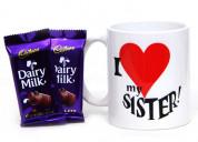 Send rakhi gifts for sister in aurangabad online