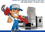 home appliances repair in dubai | book just care