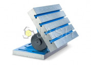 Adjustable swivel angle plate - jash metrology