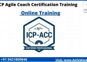 Agile coaching certification training
