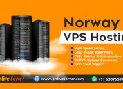 Grab norway vps hosting with high protection