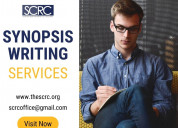 Synopsis writing assistance