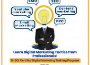Digital marketing training in panchkula