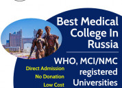 Mbbs in russia duration