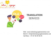 Language translation services delhi ncr.