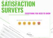 Customer satisfaction survey in india | nextwave
