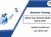 Netsuite training & certification course online