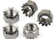 K lock nut | nuts manufacturers | keps k lock nuts