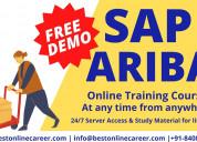 Ariba training online   sap ariba online training