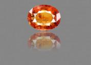 Order now to getceylon hessonite gemstone online a