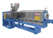 Supermac brings the best hffr cable extrusion mach