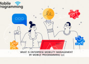 What is enterprise mobility management | by mp