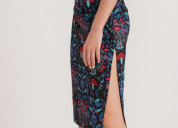 Pencil skirt for women online in india on shaye