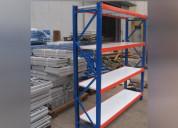Industrial fifo rack