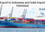 Indonesia import export data provider