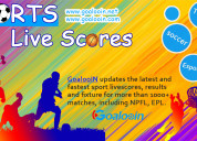 Goalooin sport livescore