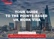 Get your points-based uk work visa in 2021
