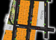 Residential villa plots for sale near malur region