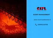 Best event management company in delhi/ncr