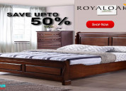 Up to 55% off beds