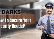 Top security companies in west bengal | darks manp