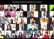 Second edition of success stories awards 2021 appr