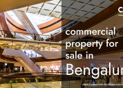Commercial property for sale in bengaluru  |proper