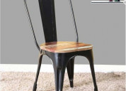 Choose a ideal iron chair online at wooden street