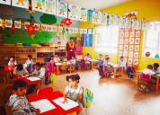 Schools in vidyaranyapura. top school