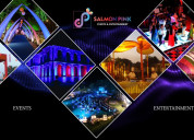 Event planners in ahmedabad   salmon pink events