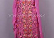 Kashmiri suits available in best price