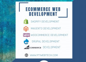 Hire ecommerce development company in india