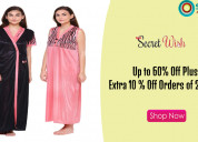 Up to 60% off plus extra 10% off purchase of 2 or