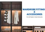 Wardrobe fittings & accessories