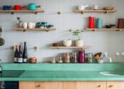 Modular kitchen interior designer in noida