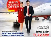 Aviation hospitality and travel management