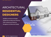Excellent architectural residential designers