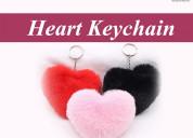 Heart keychain dealnxt
