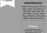 Monel fasteners manufacturers in india
