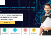 Certification in software engineering for cloud