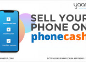 Sell your old phone for cash on phonecash