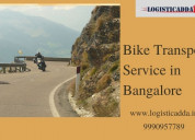Bike transport service in bangalore