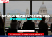 Consultant for non pbs uk sole representative visa